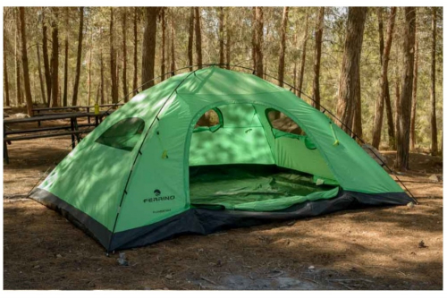 אוהל משפחתי 8 אנשים Ferrino Fuji Mountain