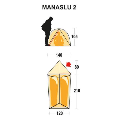 Ferrino Manaslu 2P