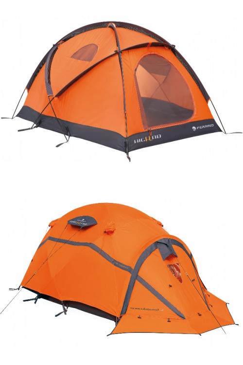 פרינו אוהלים