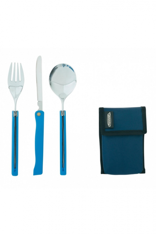 סט סכום מתקפל Travel Cutlery
